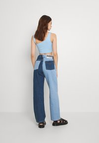 The Ragged Priest - FOLK - Jeans straight leg - mix blue - 2