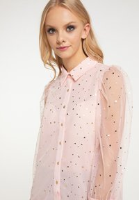 myMo at night - Button-down blouse - rosa - 3