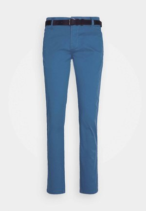 CLASSIC STRETCH BELT - Chinot - aqua blue
