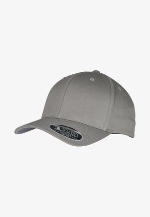 WOOLY COMBED  - Cap - grey