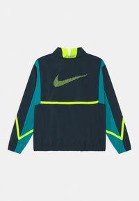 Nike Performance - CROSSOVER  - Trainingsvest - deep ocean/aquamarine/volt - 1