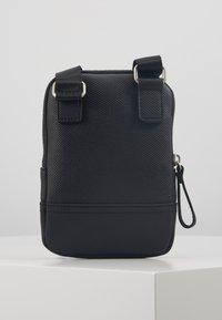 Strellson - ROYAL OAK SHOULDERBAG - Across body bag - black - 2