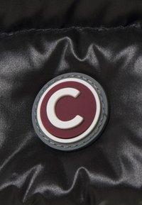 Colmar Originals - LADIES MID LENGTH COAT SPORTY - Kabát zprachového peří - black - 2