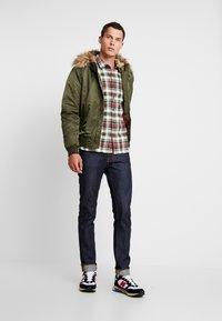 Schott - Light jacket - khaki - 1