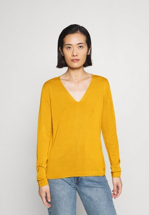 Svetr - yellow
