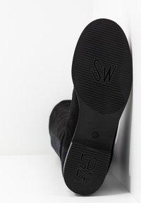 Stuart Weitzman - Botas mosqueteras - black - 6