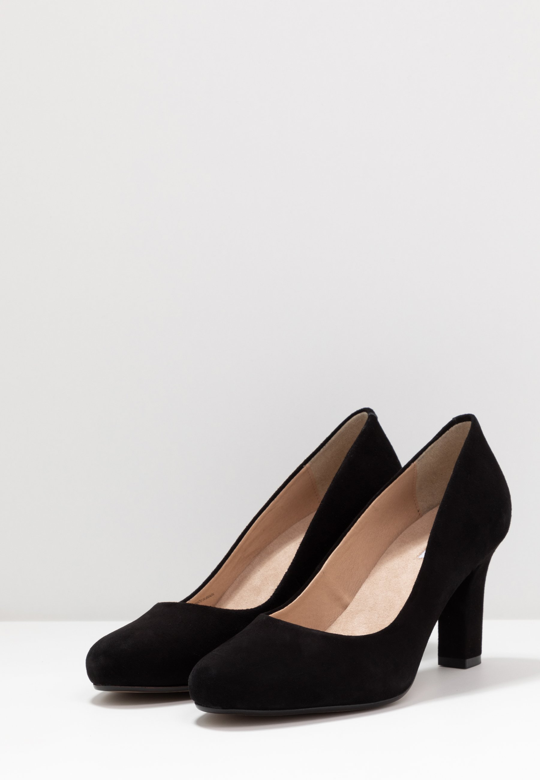 Dune London ASHEN Pumps black/schwarz