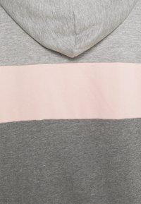 Even&Odd Curvy - Day dress - pink/grey - 2