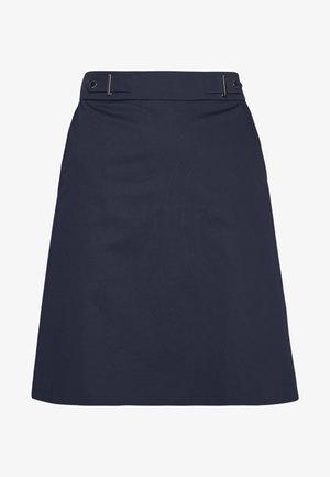 RALESA - A-line skirt - open blue