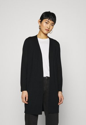 COORD LONG  - Cardigan - black
