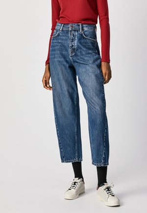 ADDISON - Relaxed fit jeans - dk open end wiser