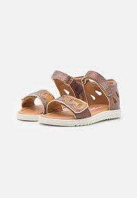 Bisgaard - ABYGAIL - Sandals - stone - 1