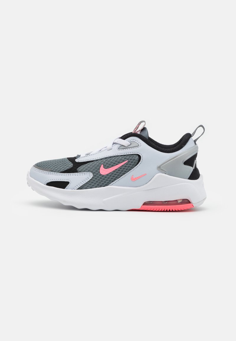 Nike Sportswear - AIR MAX BOLT UNISEX - Sneakers basse - smoke grey/metallic silver/football grey