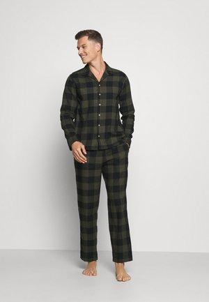 JACLEO - Pyjama - olive night