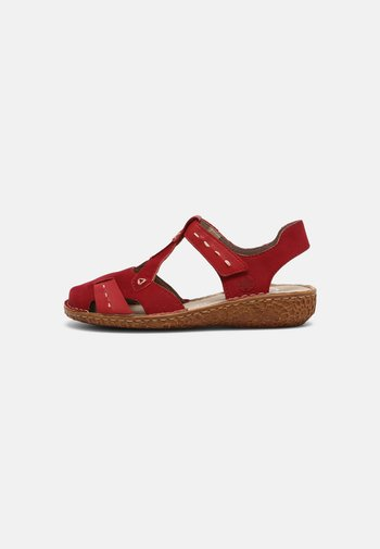 Sandals - rot
