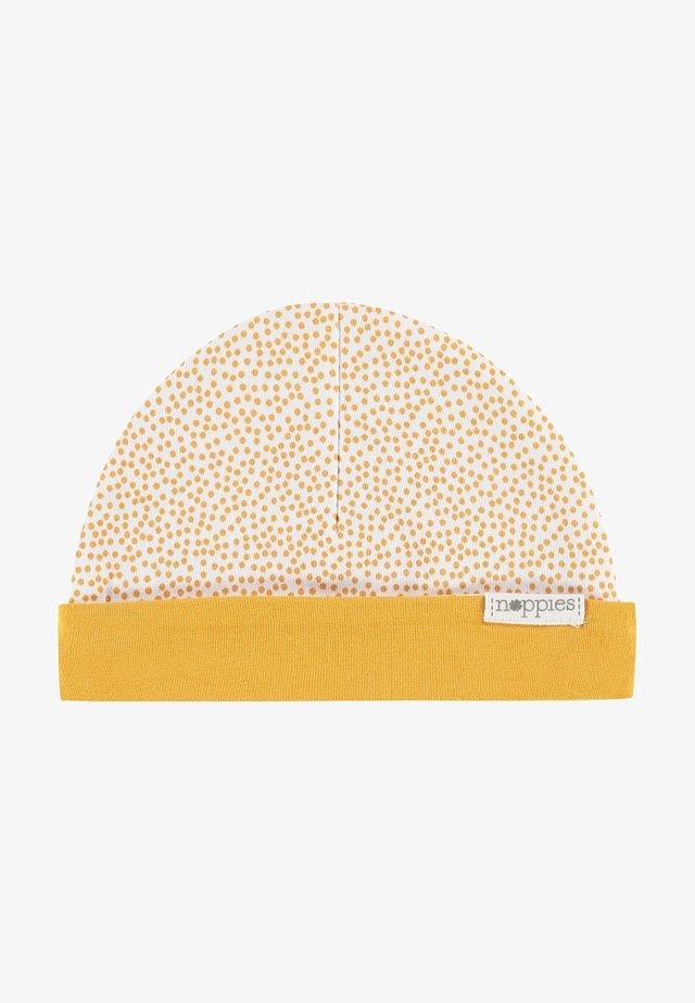 Muts - honey yellow