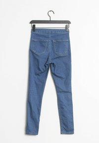 Topshop - Slim fit jeans - blue - 1