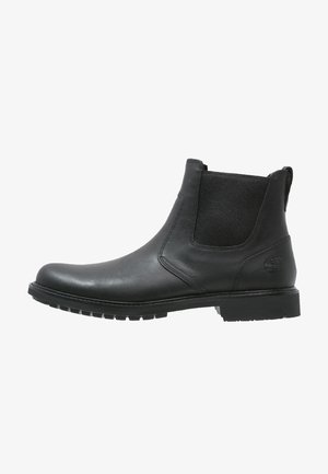 STORMBUCKS CHELSEA - Kotníkové boty - black