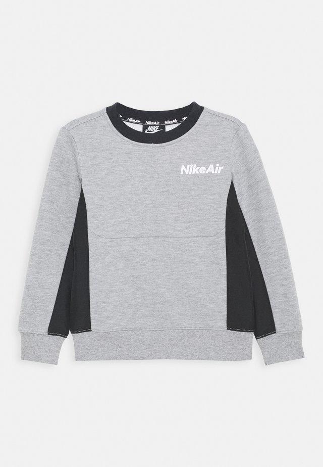 AIR CREW - Collegepaita - dark grey heather