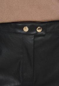 Pinko - TORRONE PANTALONE  - Trousers - black - 4