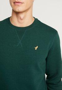 Pier One - Sweatshirt - dark green - 4