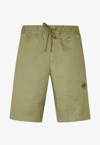 Mammut - CAMIE SHORTS MEN - Friluftsshorts - tin - 4