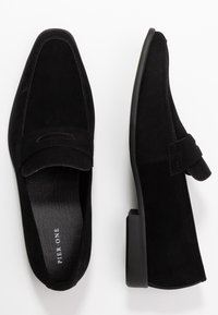 Pier One - Business loafers - black - 1