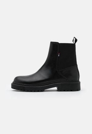ESSENTIAL CHELSEA BOOT - Classic ankle boots - black