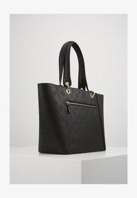 Guess - KAMRYN TOTE - Handbag - black - 2