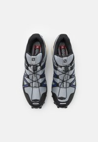 Salomon - SPEEDCROSS 3 UNISEX - Sneakers basse - monument/black/clematis blue - 3