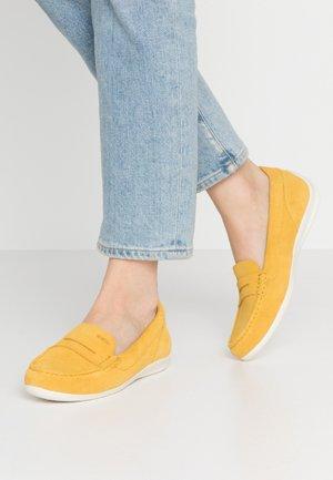 YUKI - Moccasins - light yellow