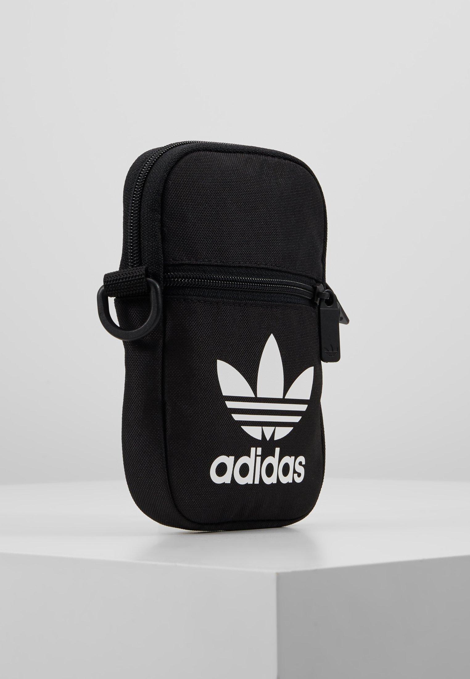 adidas Originals FEST BAG Axelremsväska black Zalando.se