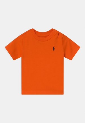 Basic T-shirt - sailing orange
