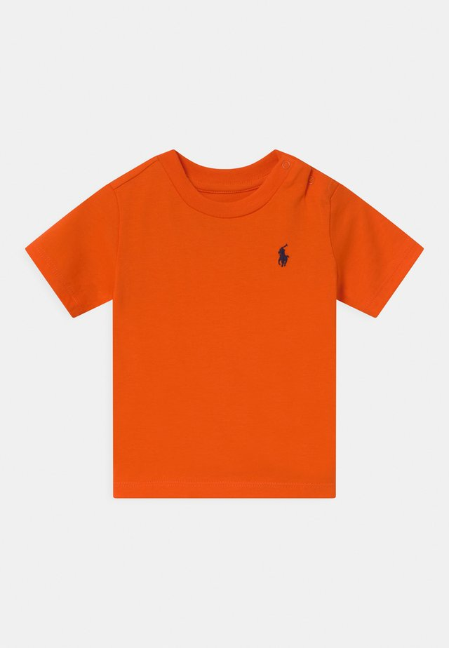 T-shirt basic - sailing orange