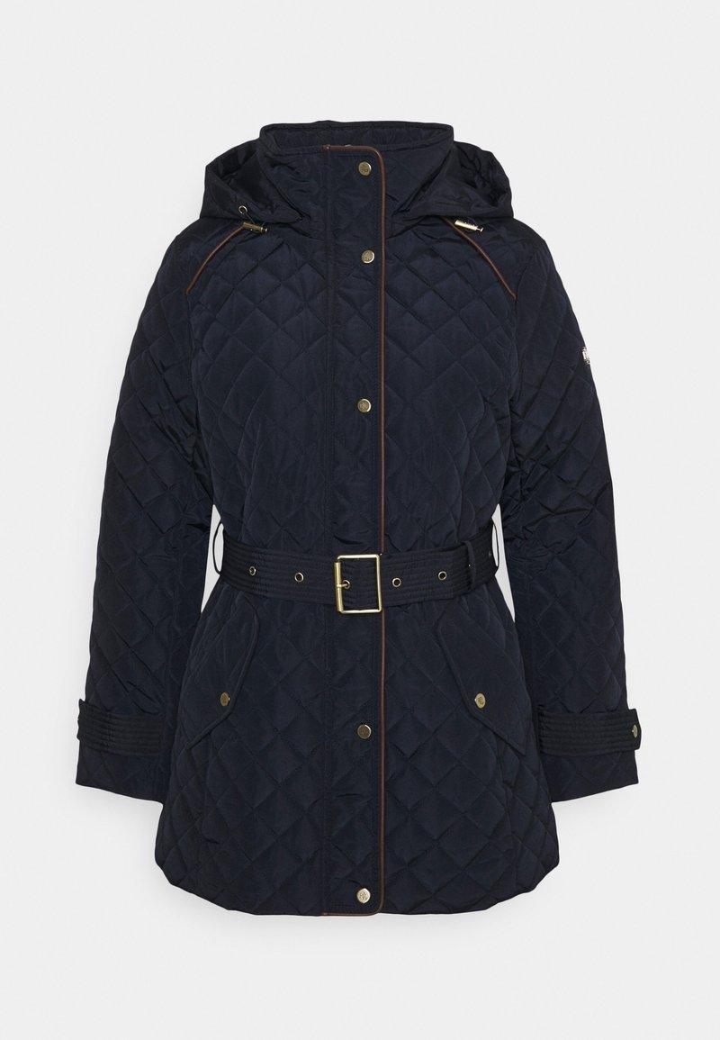 Lauren Ralph Lauren Petite - INSULATED COAT - Winter coat - dark navy