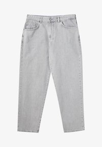 PULL&BEAR - Jeans a sigaretta - grey - 5