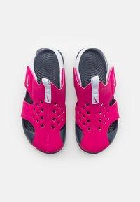 Nike Performance - SUNRAY PROTECT 2 UNISEX - Boty na vodní sporty - fireberry/football grey/thunder blue - 3
