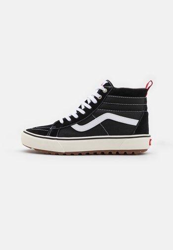 SK8 MTE 1 - High-top trainers - black/true white