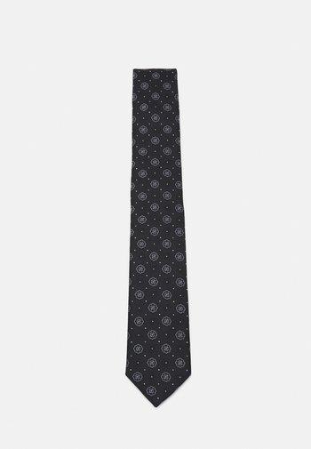 SLHJULIAN TIE - Cravatta - black