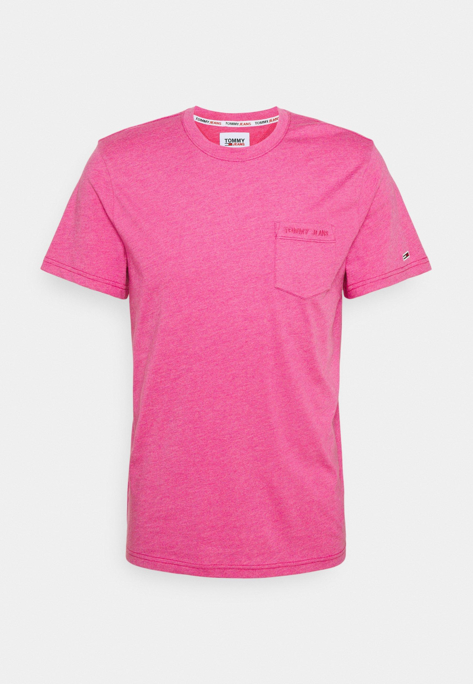 Men SMALL LOGO POCKET TEE - Basic T-shirt