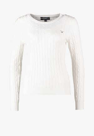 CABLE CREW - Jumper - off white
