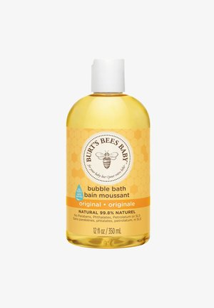 BABY BUBBLE BATH 350ML - Badskum - -