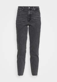 River Island - Straight leg jeans - washed black - 3
