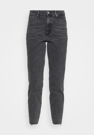 Jeans straight leg - washed black