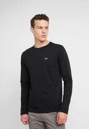 MASSA TOVOLO - Long sleeved top - black