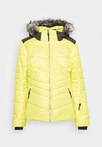 VIDALIA - Skijakke - yellow