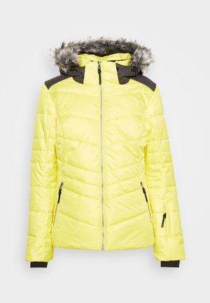VIDALIA - Ski jacket - yellow