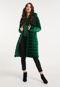 faina - Winter coat - smaragd - 1