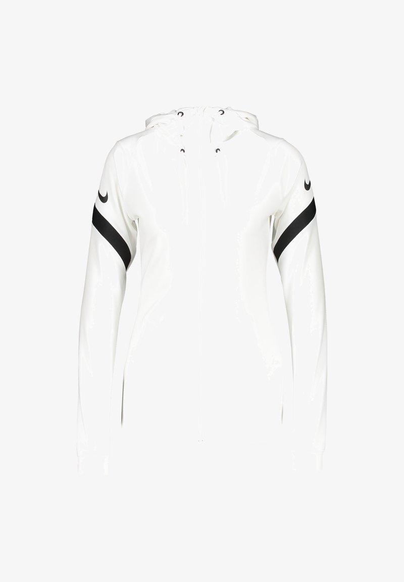 Nike Performance - Training jacket - weissschwarz