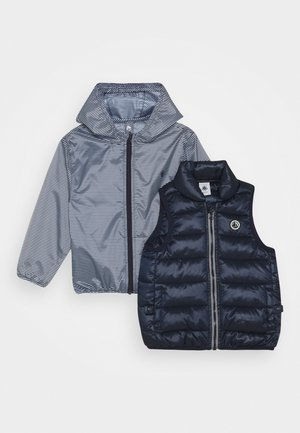 LOMENIE COUPE VENT 2 EN 1 - Light jacket - smoking